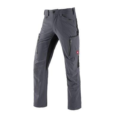 Spodnie cargo esvision stretch męskie